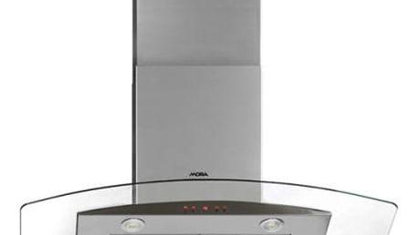 Odsavač par Mora Premium OO 963 G nerez/sklo