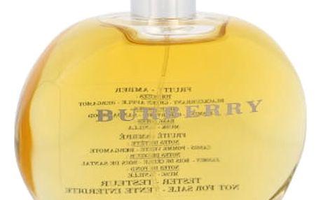 Burberry - For Woman 100ml Parfémovaná voda W TESTER