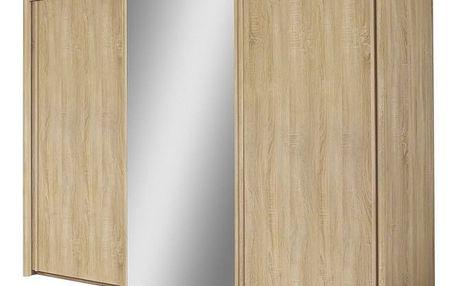 Skříň s posuvnými dveřmi imperial, 280/223/65 cm