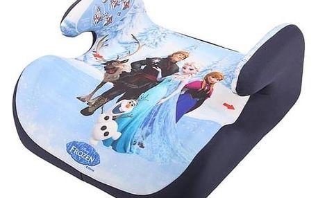Autosedačka Nania Topo Comfort 2016, Frozen 15-36 kg šedá/modrá