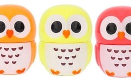 2K Lip Gloss dárková kazeta pro ženy lesk na rty Pineapple 2,5 g + lesk na rty Orange 2,5 g + lesk na rty Strawberry 2,5 g
