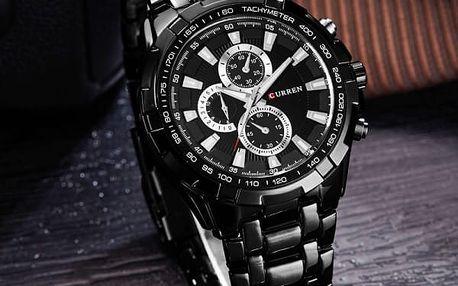 Pánské hodinky v elegantním provedení