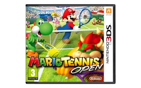 Mario Tennis Open (3DS) - 45496521974