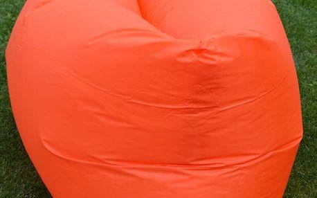 Lazy Bag dark orange