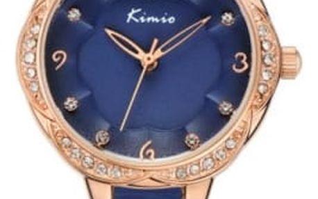 Luxusní dámské hodinky s kamínky - 4 barvy