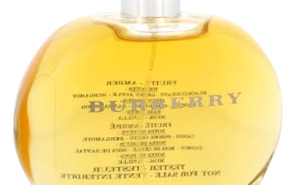 Burberry - For Woman 100ml Parfémovaná voda W TESTER