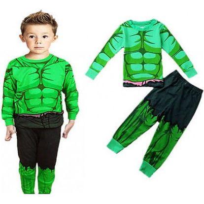 Dětské pyžamo Hulk