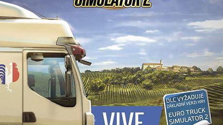 Euro Truck Simulator 2: Vive la France! (PC) - PC - 8592720122664