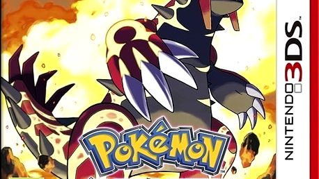 Pokémon Omega Ruby (3DS) - 045496525798