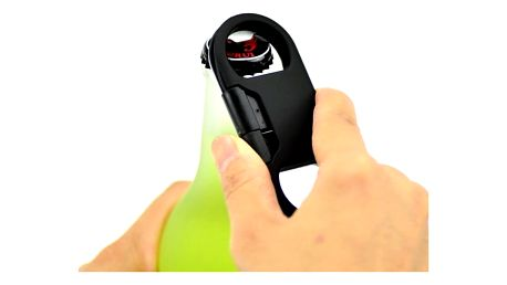 3 v 1 - Nabíjecí kabel, otvírák a klíčenka
