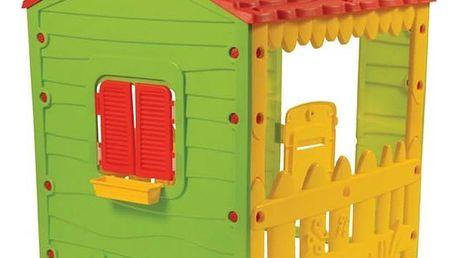 Dětský domeček Buddy Toys BOT 1120FARM + Doprava zdarma