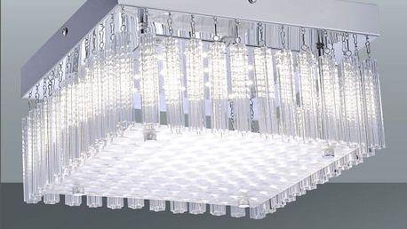 Led stropní svítidlo lea, 25/13,2/25 cm