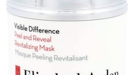 Elizabeth Arden Visible Difference Peel And Reveal 50 ml pleťová maska proti vráskám pro ženy
