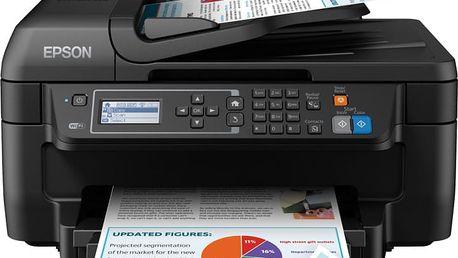 Epson WorkForce WF-2750DWF - C11CF76402 + Epson papír Performer, A4, 500 ks, 80g/m2 v ceně kč 149,-