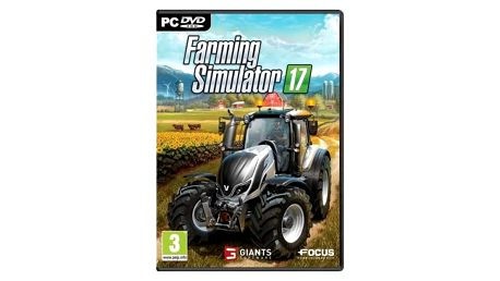 Hra GIANTS software PC Farming Simulator 17 (8592720122602)