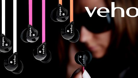 Sluchátka Veho 360° Z-1: čirá radost z poslechu
