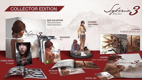 Syberia 3: Collector's Edition (PC) - PC