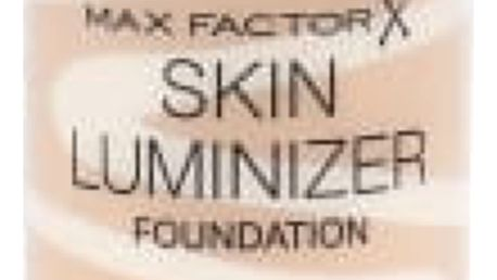 Max Factor Skin Luminizer 30 ml makeup pro ženy 45 Warm Almond