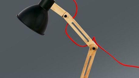 Lampa na psací stůl omar, 47 cm
