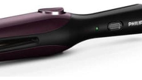 Kulma Philips Tulip Shape BHH777/00 černá/fialová