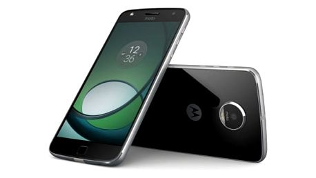Mobilní telefon Motorola Moto Z Play Dual SIM (SM4443AE7N6) černý