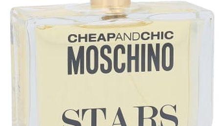 Moschino Cheap And Chic Stars 100 ml parfémovaná voda tester pro ženy