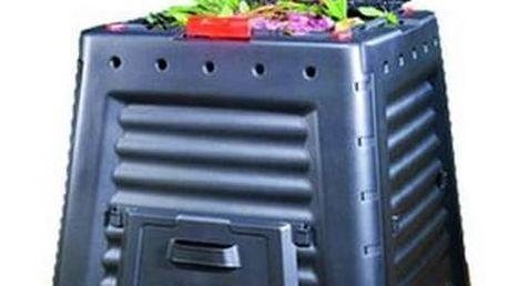 Kompostér Keter ECO Mega, 650 l černý