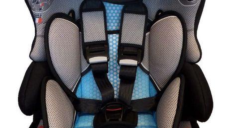 NANIA Autosedačka Beline SP Pop (9-36 kg) - Blue