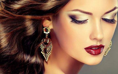 Krásná i bez líčení: Permanentní make-up