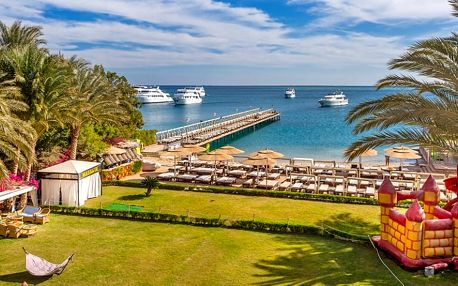 Egypt, Hurghada, letecky na 4 dny s all inclusive