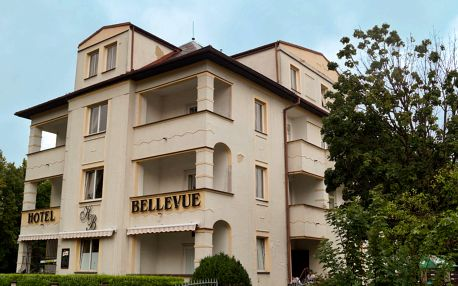 Podzim v Hotelu Bellevue*** u Mácháče s polopenzí