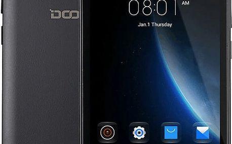 DOOGEE X5 - 8GB, černá - PH1916