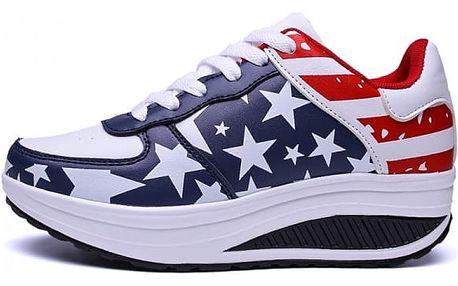 Dámské sportovní boty - více barev