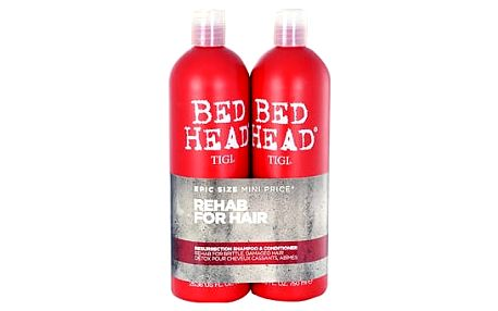 Tigi Bed Head Resurrection šampon dárková sada W - šampon 750 ml + kondicionér 750 ml