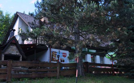 Podzim na Chatě Barborka na Valašsku s polopenzí