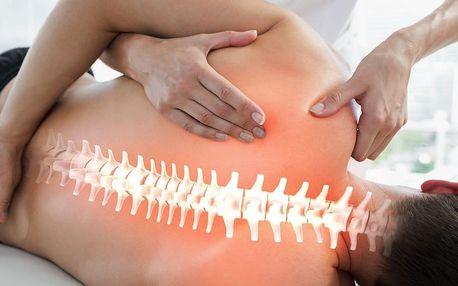 Fyzioterapie: vstupní konzultace a diagnostika
