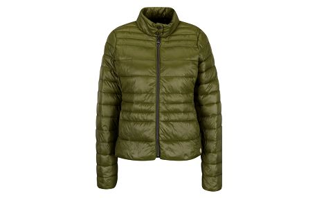 Zelená prošívaná bunda VERO MODA Allegra