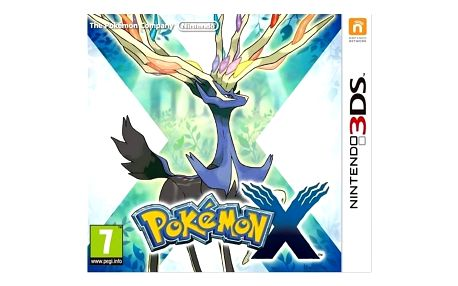 Pokemon X - 3DS - NI3S592