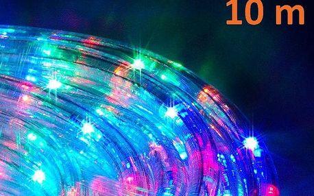 Nexos 825 LED světelný kabel 10 m - barevná, 240 diod