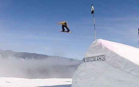 Alpy: 1denní výlet z Brna pro 1 os. na lyžování v areálu Stuhleck