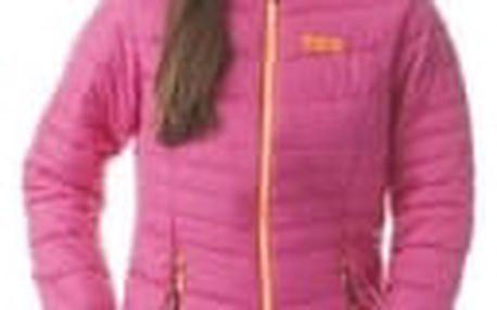 Dámská bunda Nordblanc podzim/zima růžová
