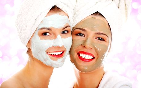 Péče pro 2 dámy: kosmetika, masáž a lymfodrenáž
