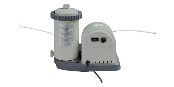 Kartušová filtrace Intex OPTIMO 636T, 128636