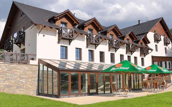 Podzim v Hotelu Kempa*** v Beskydech s wellness v týdnu