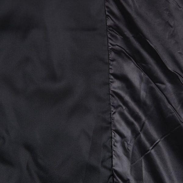 Černá prošívaná bunda s kapsou Noisy May Puffy3