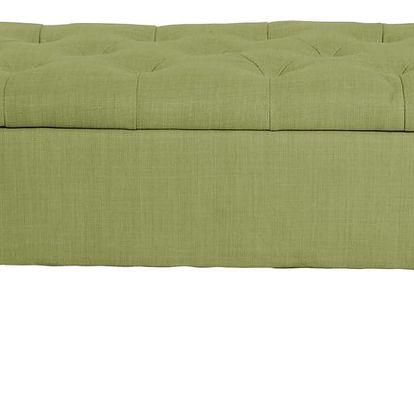 Sedací lavice verde, 80/40/40 cm
