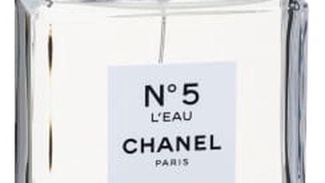 Chanel No.5 L´Eau 100 ml toaletní voda pro ženy