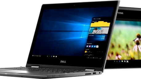 Dell Inspiron 13z (5378) Touch, šedá - TN-5378-N2-711S + Intel Summer 2017, 4K content and creativity bundle