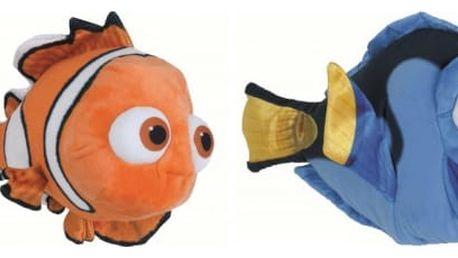 Plyšáci Hledá se Nemo 25 cm