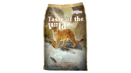 Granule Taste of the Wild Canyon River Feline 7 kg + Doprava zdarma
